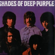 Front View : Deep Purple - SHADES OF DEEP PURPLE (LP) - Parlophone / 825646138357