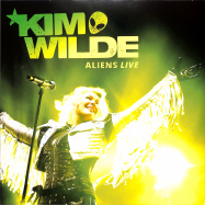 Front View : Kim Wilde - ALIENS LIVE (LTD NEON ORANGE 2LP) - Earmusic / 0214166EMU