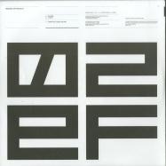 Front View : Autechre - NTS SESSIONS 2 (VINYL 3 / E&F SIDE) - Warp Records / WARPLP364-2_VINYL3