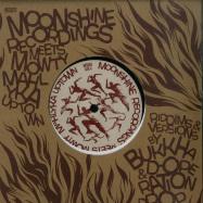 Front View : Mowty Mahlyka Bukkha / D-Operation Drop - MOONSHINE RECORDINGS MEETS MOWTY MAHLYKA UPTOWN (LTD 2X7 INCH) - Moonshine Recordings / MS051
