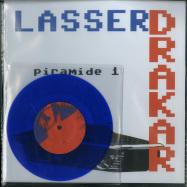 Front View : Lasser Drakar - PIRAMIDE 1 (LP + 7INCH + DL) - Hippie Dance / Hippie Dance 11 LP