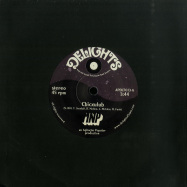 Front View : MNP - CHICXULUB / LINUS (7 INCH) - Delights / apdlt013