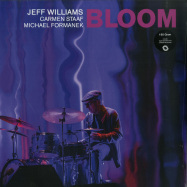 Front View : Jeff Williams - BLOOM (180G LP + MP3) - Whirlwind / WR4737LP / 05183571