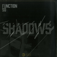 Front View : Various Artists - SHADOWS (3LP) - Function Records / FUNC050