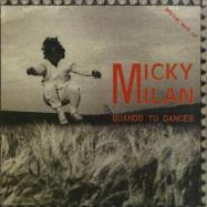 Front View : Micky Milan - QUANDO TU DANCES - FAR (Faze Action) / FAR 041