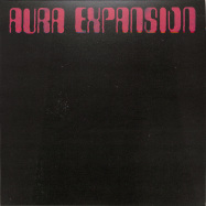 Front View : Project Ghost - FRACTAL DISRUPTION - Aura Expansion / AEX03