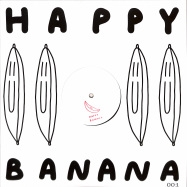 Front View : Analogue Cheeze - RONEDAYZ (LP) - Happybanana / Happybanana001