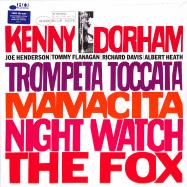Front View : Kenny Dorham - TROMPETA TOCCATA (180G LP) - Blue Note / 0852549