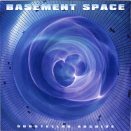 Front View : Basement Space - SUBSTELLAR ARCHIVE (2x12 INCH / VINYL ONLY) - SLOW LIFE / SL027
