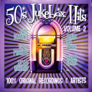Front View : Various - 50S JUKEBOX HITS VOL.2 (LP) - Zyx Music / ZYX 55912-1