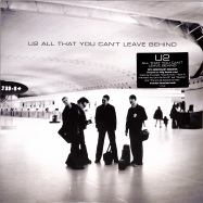 Front View : U2  - ALL THAT YOU CANT LEAVE..(20TH ANNI.LTD.2LP)  - Island / 0731682