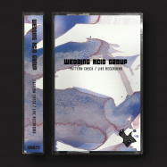 Front View : Wedding Acid Group - Pattern Check / Live Recording (TAPE / CASSETTE) - Undersound / USRT1