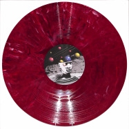 Front View : Jad & The - SPACE SWINGERZ EP (RED MARBLED VINYL) - Shall Not Fade / SNFSS011