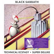 Front View : Black Sabbath - TECHNICAL ECSTASY (DELUXE 5LP BOX) - BMG / 405053867723