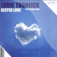 Front View : Eddie Thoneick ft. Berget Lewis - DEEPER LOVE - Vale Music vlmx1780-3