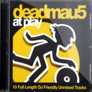 Front View : Deadmau5 - AT PLAY (CD) - Play Records / playcd001