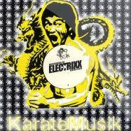 Front View : Electrixx - CONTROL FREAK - Karate Musik / km036