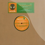 Front View : Nick & Danny Chatelain pres The Beatfreakers - SPACE INTRUDERS EP - Goanche Recordings / GR005