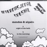 Front View : Mendes & Alcada - NIGHT OF THE BATH - Internasjonal Spesial / INTSPE002