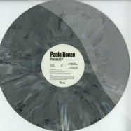 Front View : Paolo Rocco - PRESENT EP (MARBLED VINYL) - Sharivari Records / SHV008