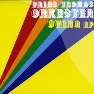 Front View : Prins Thomas Orkester - OVING EP (LTD 2LP, VINYL ONLY) - Full Pupp / FPLP007
