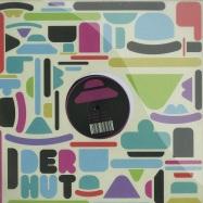 Front View : Mekas / Felix Bernhardt - SALES PACK 01 (3X12 INCH) - Der Hut / Hutpack01