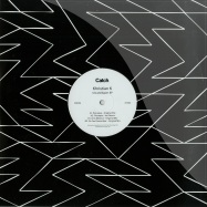 Front View : Khristian K - CLOUD STEPPER EP - Catch Recordings / CR004