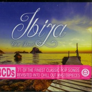 Front View : Various Artists - IBIZA CHILL ISLAND (3XCD) - DJ Center Records / 370057830967