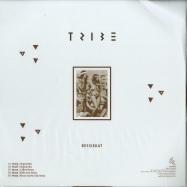 Front View : Bessiekat - TRIBE (COLOURED VINYL) - Flumo Limited / FLTD010
