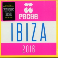 Front View : Various Artists - PACHA IBIZA 2016 (3XCD) - New State / new9185cd