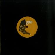 Front View : Samrai - KHADI (10 INCH) - DBA Dubs / Dub007