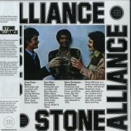 Front View : Stone Alliance - STONE ALLIANCE (LP) - Tidal Waves Music / TWN 03