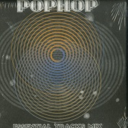 Front View : Pophop - ESSENTIAL TRACKS MIX (CD) - Acker Records / Acker CD 007