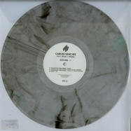 Front View : Carlos Sanchez ft. Wlad & Badey - STRONG EP (MARBLED VINYL) - Hedzup Records/ HDZ02