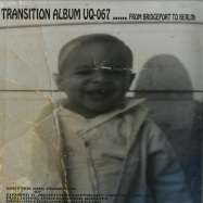 Front View : DJ Jus-Ed - TRANSITION (3X12 INCH LP) - Underground Quality / UQ-067