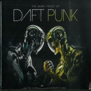 Front View : Daft Punk - THE MANY FACES OF DAFT PUNK (3CD) - Virgin / MBB7200