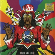 Front View : Bootsy Collins - WORLD WIDE FUNK (LTD SPLATTERED 2X12 LP + MP3) - Mascot Label Group / M75141