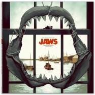 Front View : John Williams - JAWS O.S.T. (180G 2X12 LP) - Mondo / MOND115