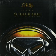 Front View : Goldie - 25 YEARS OF GOLDIE - UNRELEASED AND REMASTERED (3X12 LP) - Metalheads / METARSDG1B