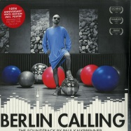 Front View : Paul Kalkbrenner - Berlin Calling - The Soundtrack (2LP + Poster) - BPitch Control / BPC185LP / 8721682