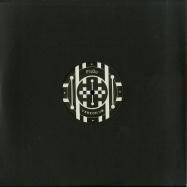 Front View : FilOu - VISION V8 (VINYL ONLY) - Artreform / ARR032