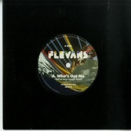 Front View : Flevans - WHO S GOT ME / TAKE YOUR MONEY (7 INCH) - Jalapeno / Jal281v