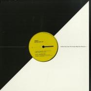 Front View : Blackhall & Bookless / Hiver / Kaelan / Stojche - 10 YRS RMX EP1 (140 G VINYL) - Jaunt / JR 009.1