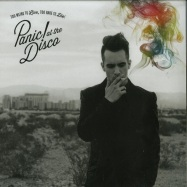 Front View : Panic! At The Disco - TOO WEIRD TO LIVE, TOO RARE TO DIE! (LP) - Atlantic / 7567868363
