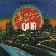 Front View : Junior Soul - SOUL MAN DUB (LP) - Burning Sounds / BSRLP917