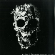 Front View : Andres Power a.k.a Outcode - ANIMALS EP (WHITE VINYL) - Academy Records / ACR001V