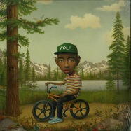 Front View : Tyler The Creator - WOLF (2LP + CD) - Smi Col / 88765493061