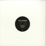 Front View : Willpower aka Johnny Fiasco - R-PEGIO - Only One Music / ONLY13