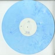 Front View : Aron - LIGHTS EP (180G BLUE WHITE MARBLED VINYL ONLY) - BLEU CIEL / BLEUCIEL009