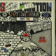 Front View : Soulphiction - 24/7 LOVE AFFAIR PART 2 - Local Talk / LTLP011